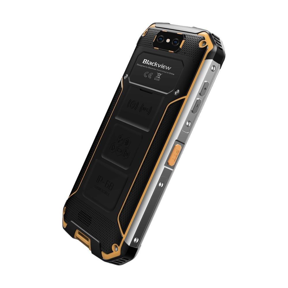 IP68 étanche Blackview BV9500 Plus Helio P70 Octa Core Smartphone 10000mAh 5.7 pouces FHD 4GB 64GB Android téléphone Mobile double SIM - 3