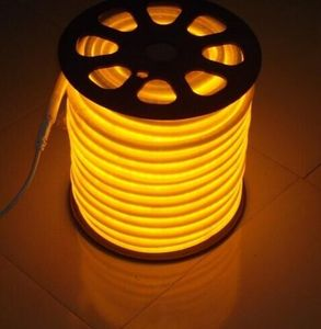Image 5 - Impermeable IP65 luz de neón LED de la luz de la casa carteles de hotel modelado DIY decoración publicidad 220V iluminación LED de neón Flex
