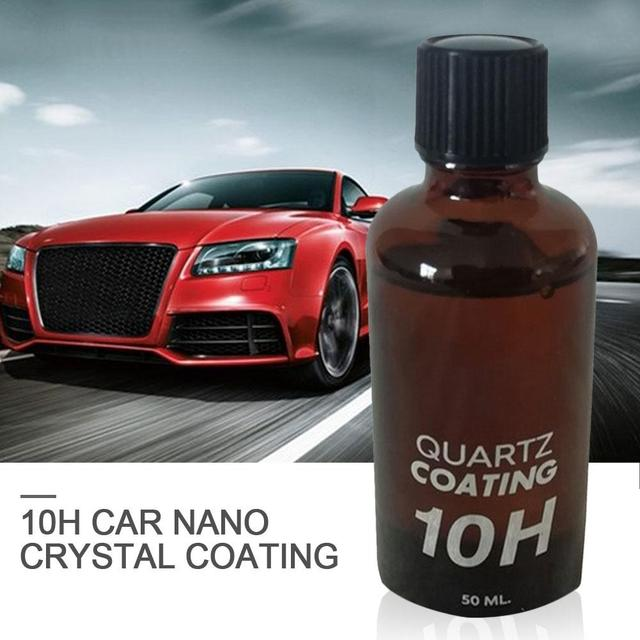 1PC 30ML High Gloss 10H Hardness Ceramic Car Coating Kit Anti-scratch Car Polish Exterior Care Paint Sealant 1