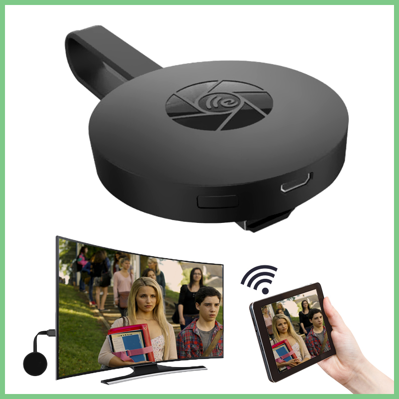 HDMI Dongle Wireless Wifi Display Receiver TV Stick Miracast Airplay For Youtube Chromecast TV Mira Screen Mirroring Box