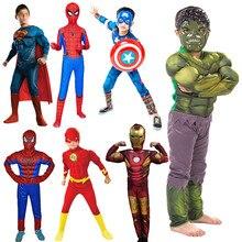 Disfraz de superhéroe de fantasía para niños, película, Halloween/carnaval/guantes de fiesta, suministros de regalo de cumpleaños