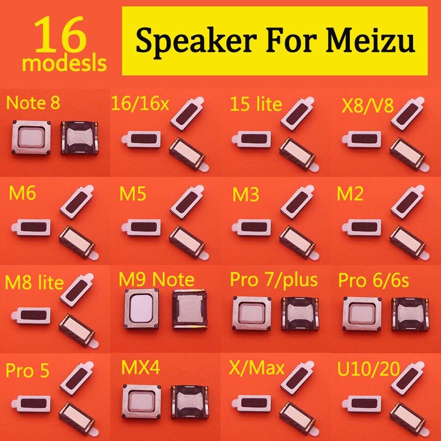 Earphone Earpiece Top Ear Speaker For Meizu 16 15 M8 Lite X8 M6 M5 M3 M2 Note 8 U20 U10 Metal