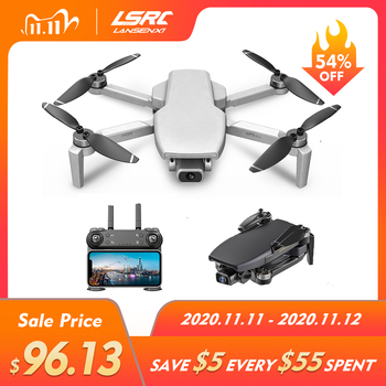 LSRC GPS Mini drone L108 4K HD 5G WiFi brushless motor FPV Dron flight 25 minutes distance RC 1km RC Quadcopter with EX5 Drones