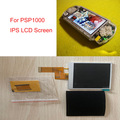 ЖК-экран IPS для игровой консоли PSP 1000, специальный кабель для игровой консоли Sony PSP 1000-IPS, ЖК-экран, комплекты высокой яркости