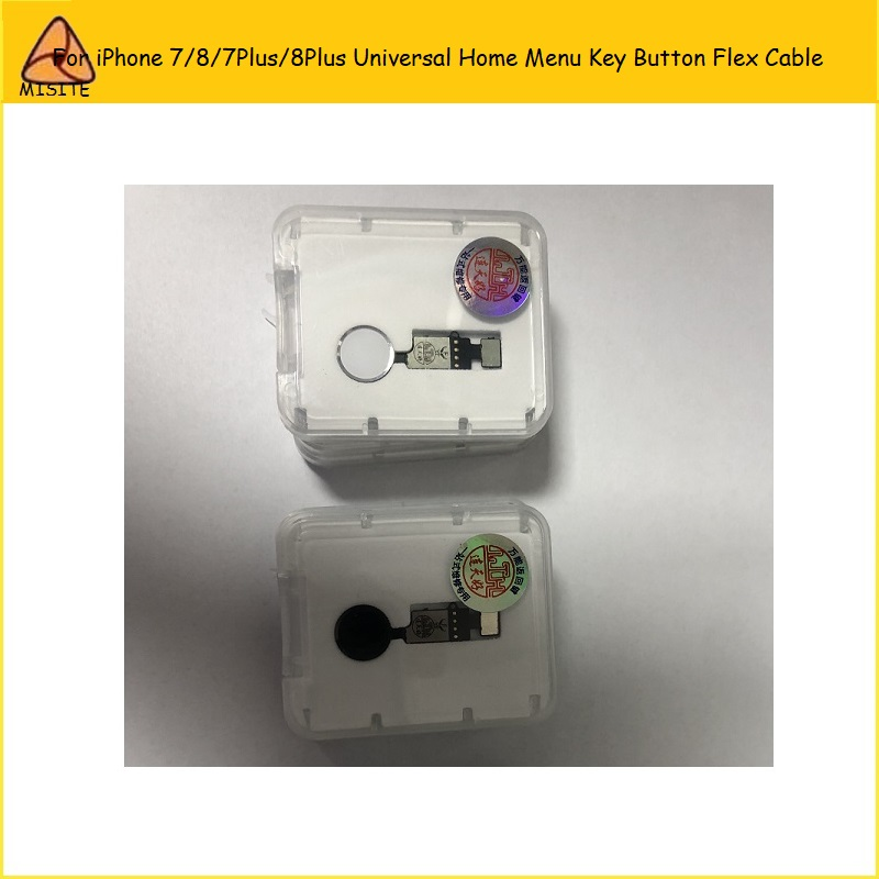 1Pc YF Universal Home Button Flex For I Phone 7 8 8 Plus 7P 8P Key Menu Button Flex Ordinary Restore Button With Return Function