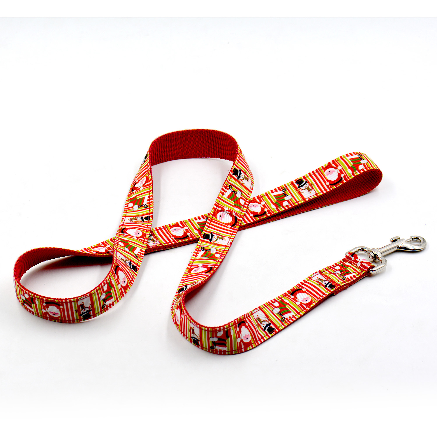 Christmas Series Christmas Pet Traction Rope Small And Medium Dog Hand Holding Rope Pet Supplies
