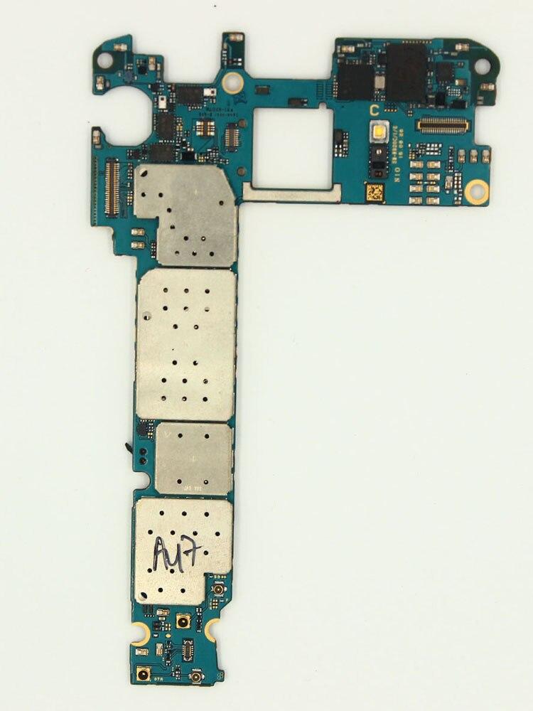Main Motherboard Unlocked For Samsung Galaxy Note 5 N9208 (dual Card)