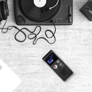Image 5 - kebidumei Professional 8GB Digital Audio Voice Recorder Mini Digital Dictaphone Mp3 Player Pen Built in Microphone Wholesale
