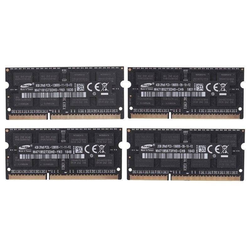 Kimmidi Ddr3L 8Gb 1600 Mhz 1.35V Laptop Sodimm Ram Notebook Memory