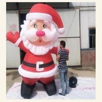 Inflatable Santa Claus Custom made Santa Claus Inflatable Christmas tree