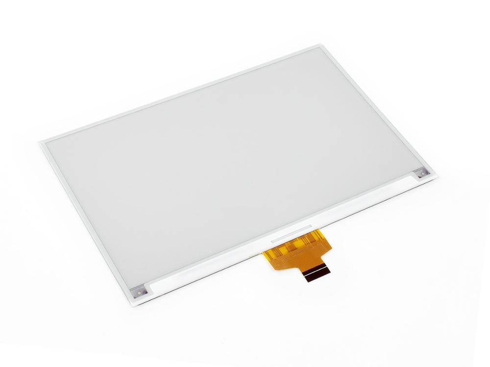 7.5inch E-Ink Raw Display,880×528 Resolution,Red / Black / White Three-Color, SPI Interface, Without PCB,7.5inch HD E-Paper (B)
