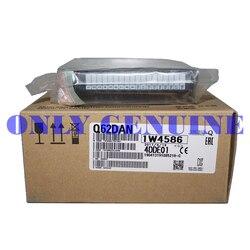Oryginalny Mitsubishi analogowy PLC Q64AD/DAN Q68ADI/ADV/DAIN Q62DAN/AD DGH programowalny sterownik logiczny z gwarancją|Złącza|   -