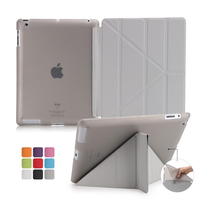 "Caso para ipad 2/3/4 9.7 2018/2017 5/6th ultra fino couro do plutônio macio capa inteligente para apple ipad mini 1/2/3/4/5 7.9 ""caso de mesa 10.2 4"