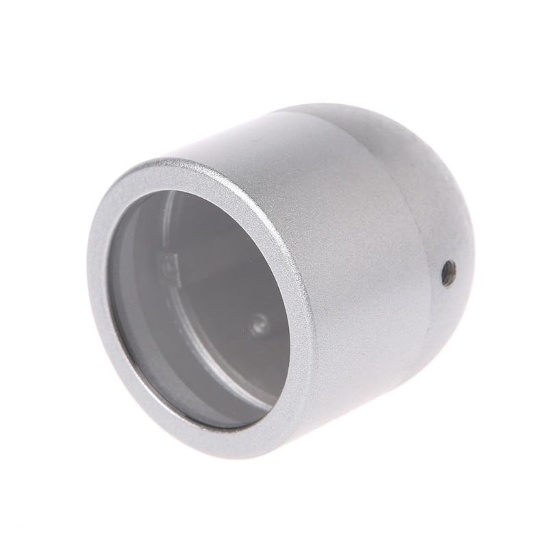 12 Lights CCTV Camera IR Waterproof Cameras Metal Cover DIY Case For CY-C1010C LX9A