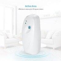 Pulverizador automático Ambientador Dispenser Fragrância Casa Wall-montado Automático Sensor de Luz Automático Pulverizador Do Perfume