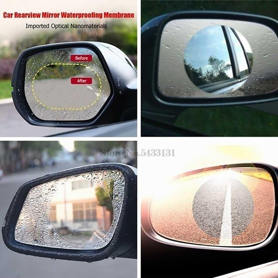 Sepeda Motor Cermin Sisi Aksesoris Tahan Air Anti Hujan Film untuk Honda MSX 125 Aksesoris Honda Cbr250R Aksesoris GSF