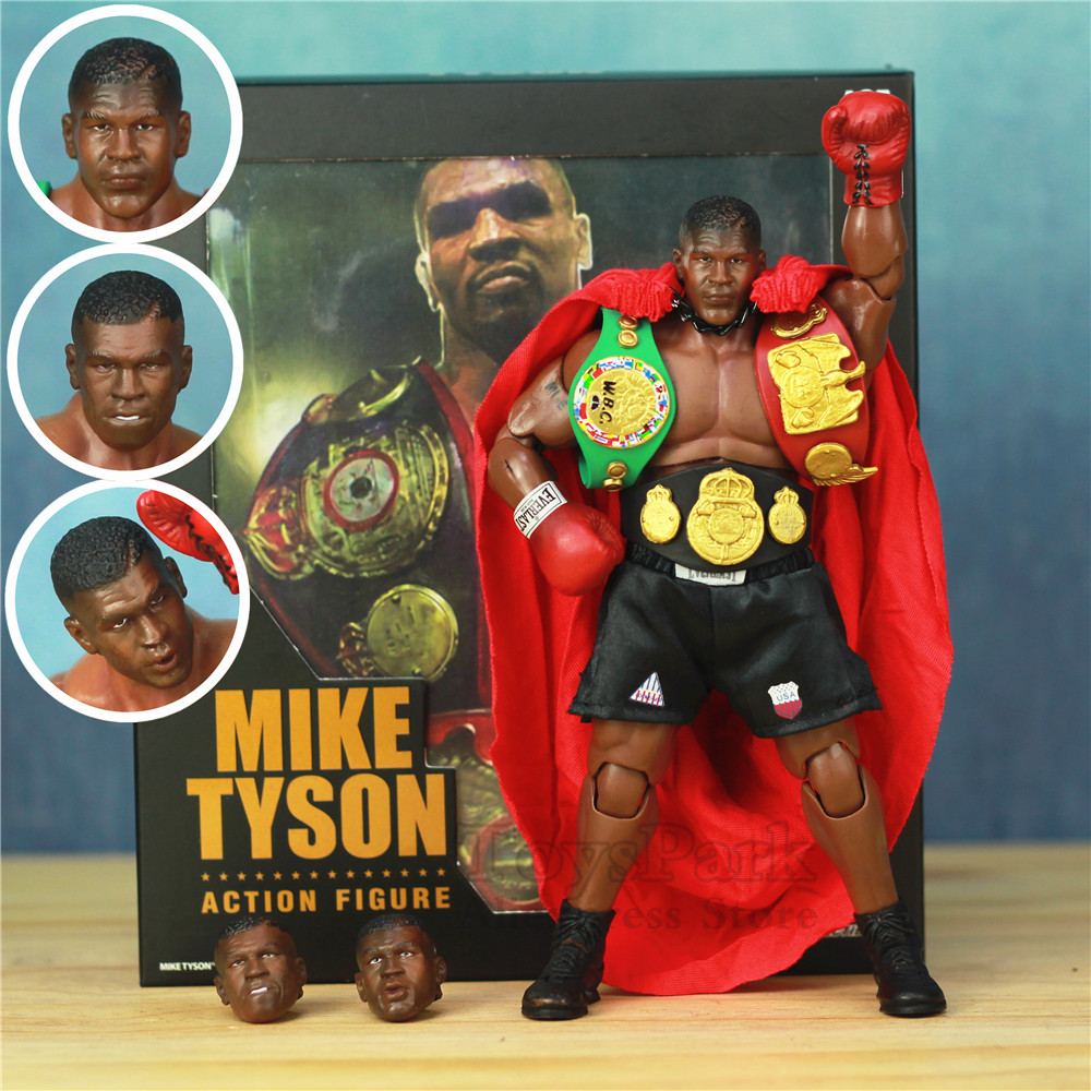 1/12 Boxing Champion Mike Tyson 6