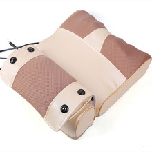 Massage-Pillow Cervical-Massager Multi-Function Heating Shoulder-Kneading Electric Magnetic-Therapy