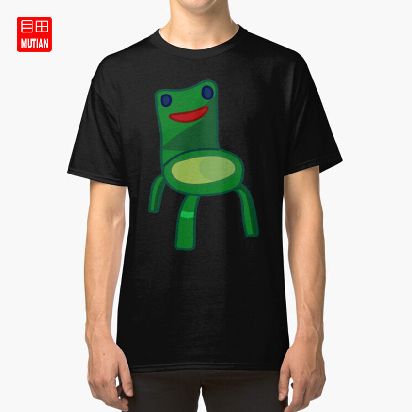 Animal Crossing Froggy Chair T Shirt Animal Crossing Animal