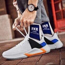 ربيع خريف احذية الجري للرجال جديد حار تنفس شبكة خفيفة الوزن الرياضة الركض المشي الأحذية مريحة الذكور أحذية رياضية