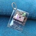 Акриловая музыкальная песня Обложка альбома персонализированные музыка Spotify сканирования брелок с кодом для мужчин и женщин, кольцо для кл...