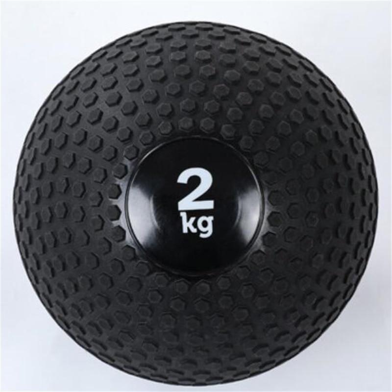 Fitness Sand Ball Strength Training Gravity Ball Slam Ball Solid Handball Dumbbell Ball