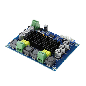 Image 4 - Nieuwste Top Kwaliteit TPA3116D2 D2 120W + 120W Digitale Versterker Boord Dual Channel DC12 26V Audio Versterkers board
