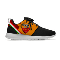 Breathable Men/Women Running Shoes A.S. Roma Lightweight Sport Shoes Football Club Fans FC Soccer Casual Sneakers