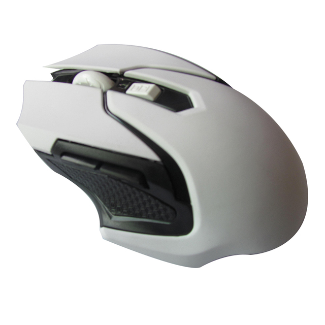 Ergonômico 2.4 ghz sem fio gaming mouse computador portátil gamer mouse desktop portátil 6 botões sem fio gaming mice para lol pubg