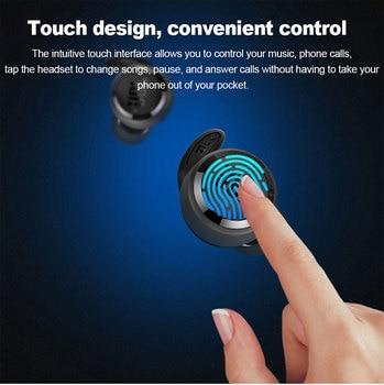 100% Original JBL T280 TWS Wireless Bluetooth Earphone Sports Earbuds Bass Jbl Headphones Waterproof Headset Charging Case 4