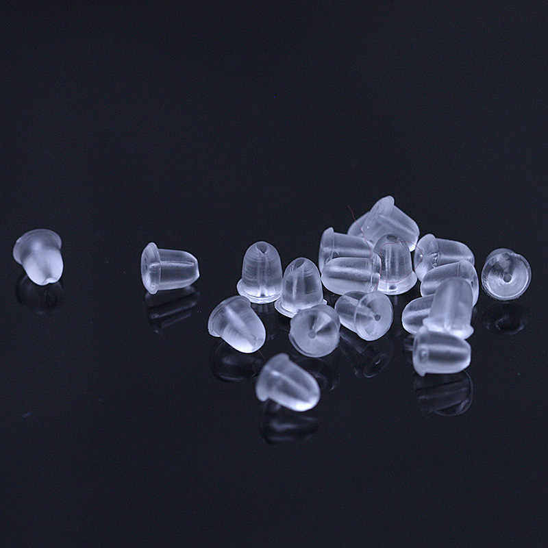 Заглушки для сережек «сделай сам», резиновые крючки, заглушка, заглушки для ушей, аксессуары для ювелирных изделий, заглушки для сережек, пластиковые заглушки для ушей, заглушки для сережек-гвоздиков