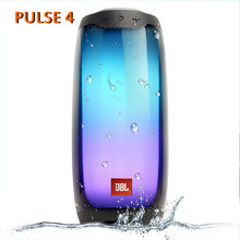 PULSE 4 głośnik Bluetooth dla JBL Charge 3 4 Boombox 2 Filp 5 4 klip 3 Go 2 3 Xtreme przenośny głośnik bezprzewodowy lepszy bas