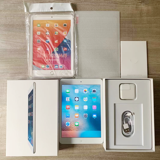 Apple iPad Air 1 90% New Apple A7 16 gb/32GB Flash Storage 9.7 inch 2048 x 1536 No Touch ID Table PC Space Gray/Sliver 5