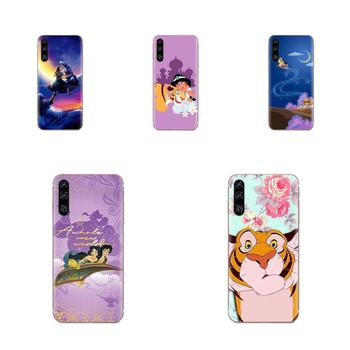For Apple iPhone 4 4S 5 5C 5S SE SE2 6 6S 7 8 11 Plus Pro X XS Max XR Soft Case Protective Cartoon Aladdin 2019 image