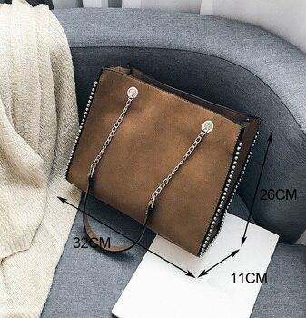 CROWDALE Chain Shoulder Bag  5