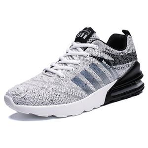 Image 3 - Neue Mode Sport Männer Schuhe Laufen Outdoor Sneaker Licht Gewicht Bequeme Schuhe Für Mann Schuh Jogging Turnschuhe