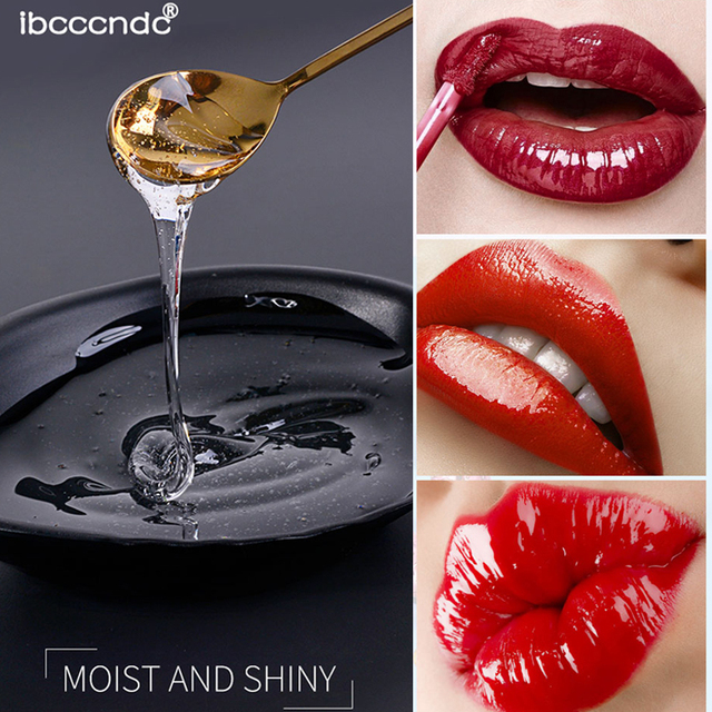 DIY Clear Lip Gloss Base Oil Non-Stick Moisturizing Lipstick Material Gel For Lip Gloss Base Handmade Liquid Lipstick Makeup 1