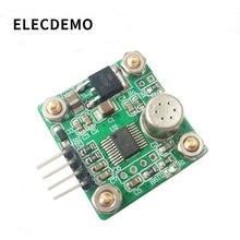 Módulo de sensor de humo TGS2600, ordenador con puerto Serial de detección de gas para cocina de Alcohol, 1 ~ 10ppm