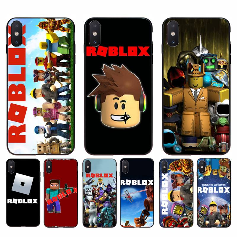 Babaite GAME ROBLOXES роскошный уникальный чехол для телефона iphone 11 12 Pro Max X XS MAX 6 6s 7 8 plus 5 5S 5SE XR SE2020
