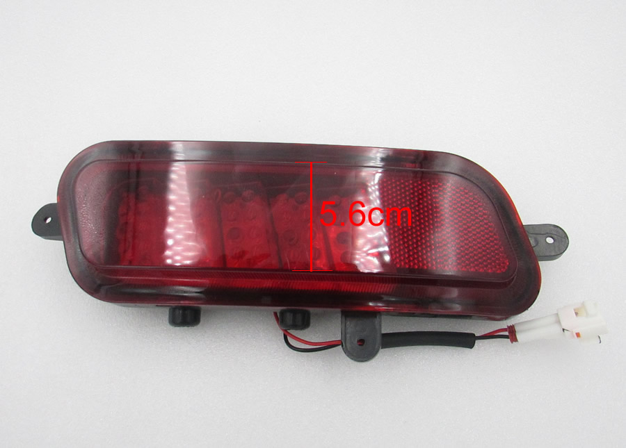 Fog Lamps Taillight Bumper Fog Light Led Lamp Assembly For Great Wall Hover HAVAL CUV H3