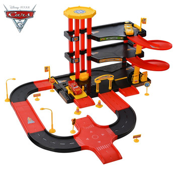 Brand New Cars Disney Pixar cars 2 cars 3 Children's Parking Lot Toy Car Assembling Boy toy cars Puzzle Toy Gift for Christmas cars cars cars page 2