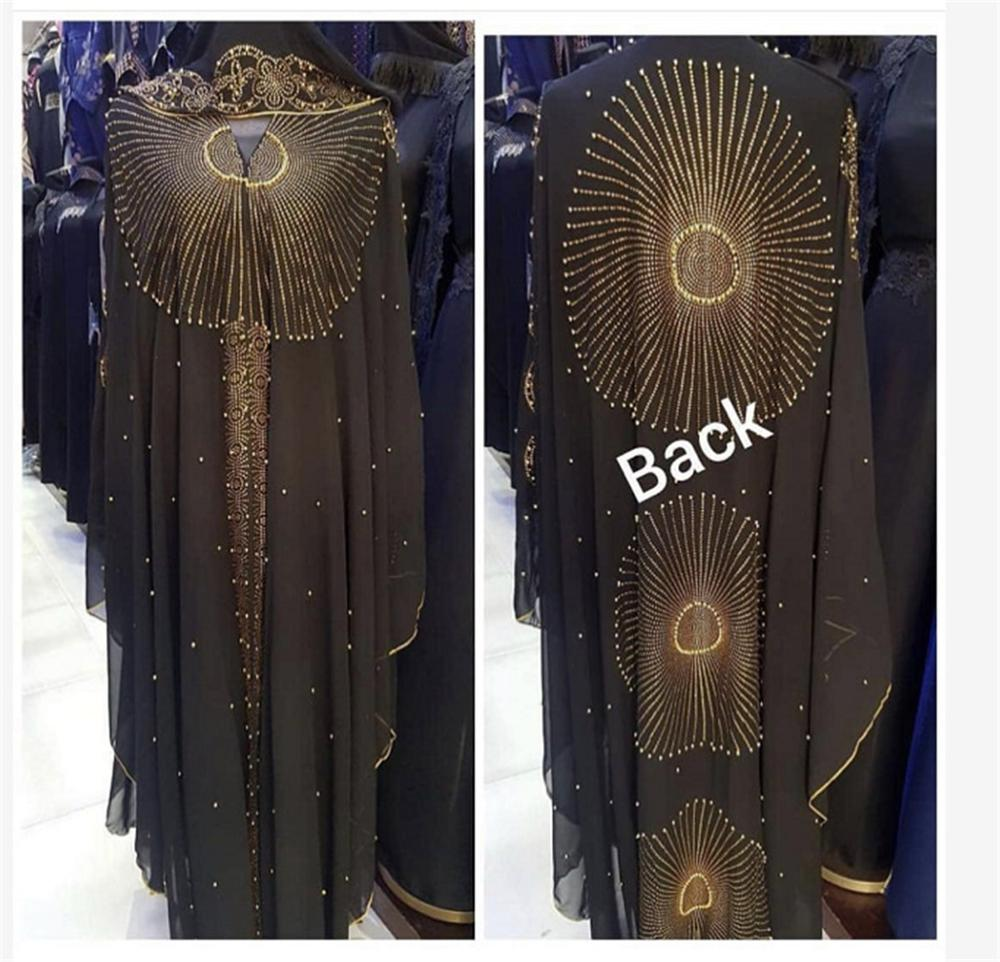 Bolero Mujer Abaya Dubai Djelaba Femme Women Robe Hijab Shrugs Niqab Muslim Beaded Shrug Cape Boerka Islamic Tunic Turkey Coat