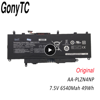 GONYTC AA-PLZN4NP 49Wh 7.5V original Battery For Samsung ATIV PRO XE700T1C XQ700T1C XQ700T1C-A52 XE700T1A 1588-3366 Series