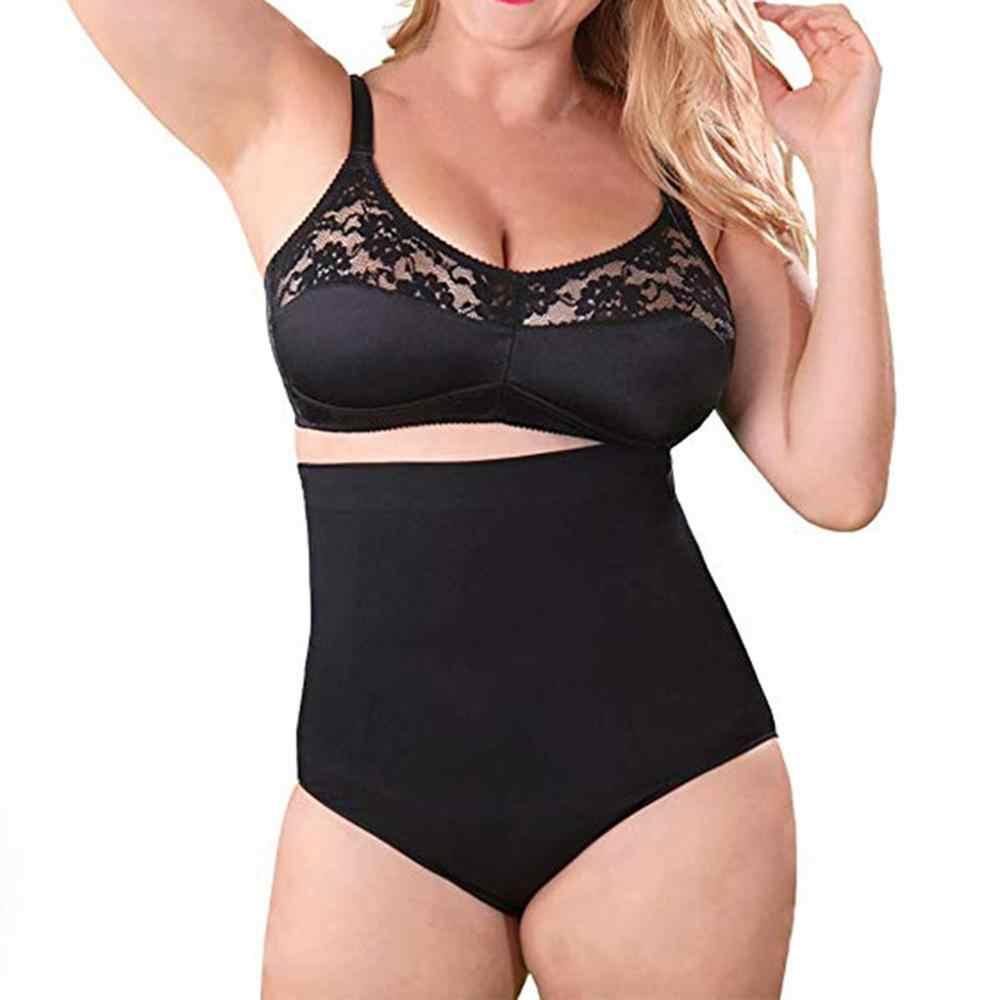 Плюс размер женская корректирующая одежда ультра-тонкий формирователь с высокой талией Трусики для подтяжки ягодиц корректирующий комплект для тела gaine amincissante femme N4