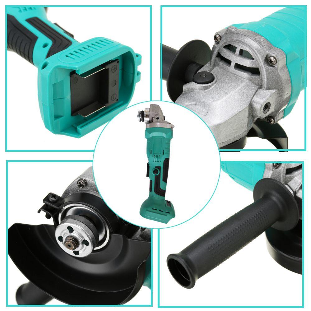 impacto angle grinder ferramentas de corte máquina
