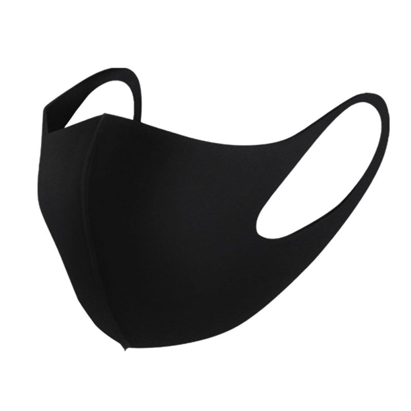 Unisex Universal Pollution Mask Anti Air Dust And Smoke Mask With Earloop Washable Respirator Mask Face Mask With Earloop