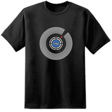 Mens Pioneer Dj Cdj2000 Nxs2 Platter Wheel T Shirt Serato Traktor Dnb Techno Customize Tee Shirt(China)
