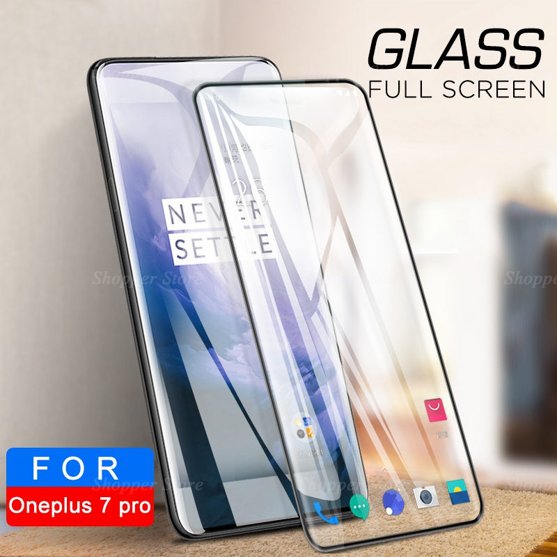 Screen Protector Tempered Glass For Oneplus 7T 7 Pro 6t 5t 5 One Plus 7 Oneplus7 1+7 Glass Protect For Oneplus 7T Pro