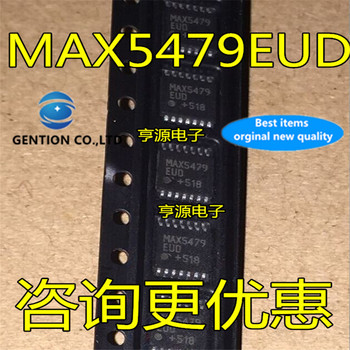 5Pcs MAX5479 MAX5479EUD  in stock  100% new and original