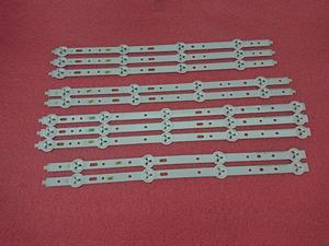 Image 2 - ! جديد الأصلي عدة 10 قطعة LED قطاع لتوتوشيبا 40D1333B 40L1333B 40PFL3208T LTA400HM23 SVS400A79 A/B/D/C/D SVS400A73